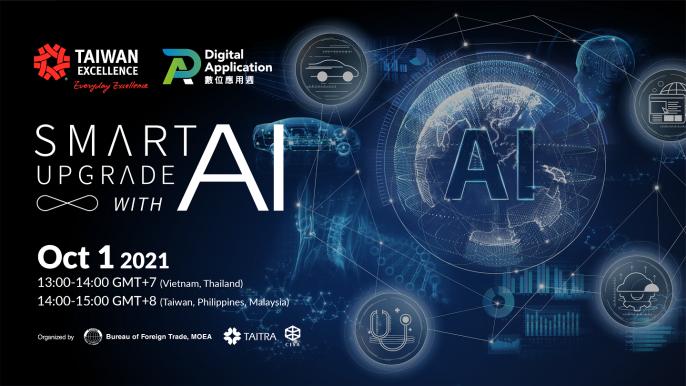 """Smart Upgrade wit AI"" webinar"