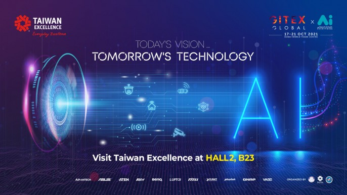Taiwan Excellence Pavilion at GITEX 2021