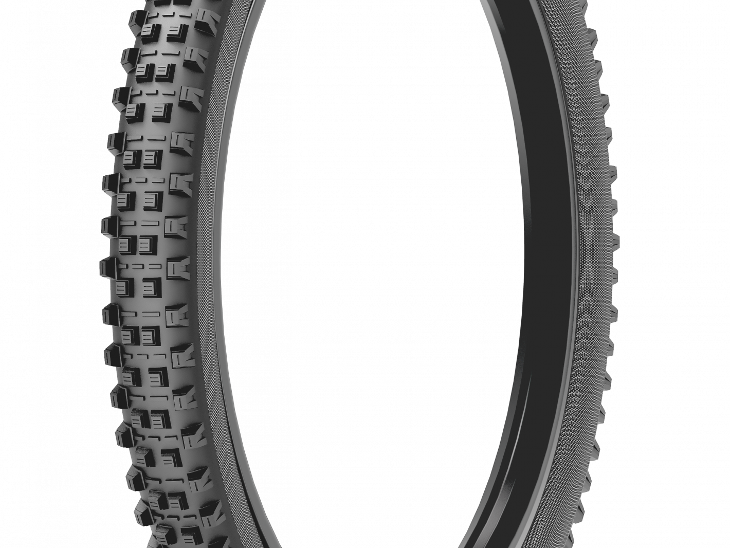 Picture 4: Kenda's Gran Mudda is its first version of off-road tires specifically for muddy terrain. The three-dimensional tire tread pattern grips the muddy ground well, contributing to it being high