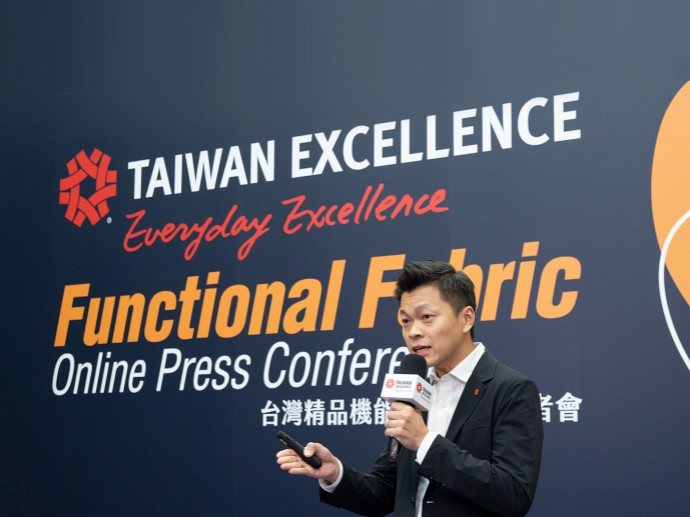 Taiwan Excellence Unveiled Latest Innovative Smart & Functional Fabric