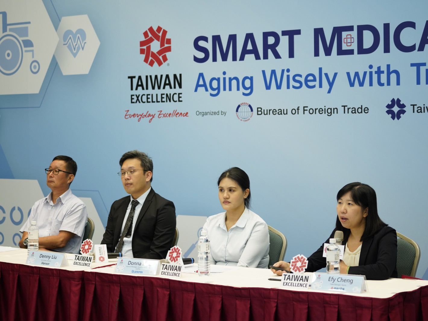 Taiwan Excellence product launch revealed the innovative devices and best healthcare for smart aging