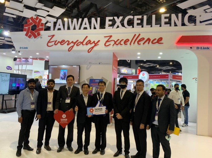 At Convergence India, award-winning Taiwanese brands display cutting-edge digital innovations for future-ready world