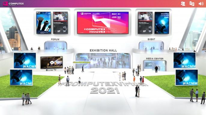 COMPUTEX 2021 Virtual: Month-Long Exhibition Showcasing the Tech Ecosystem Now Open