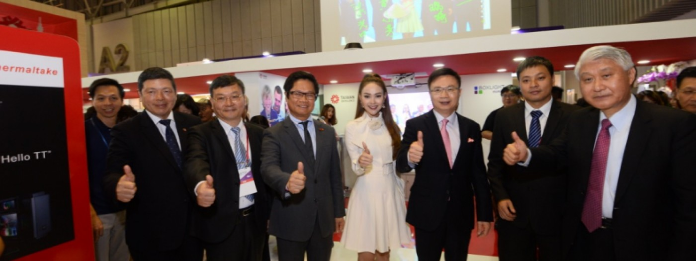 "TAIWAN EXCELLENCE REALIZES ""TAIWAN TECH – SMART LIFE"" TO TAIWAN EXPO 2018"