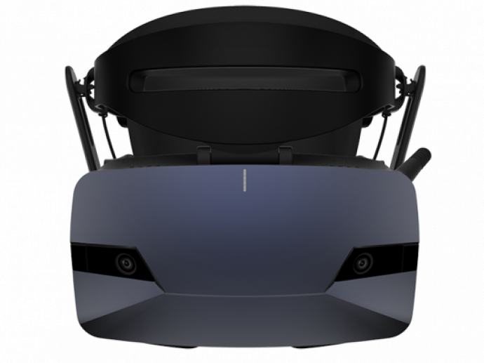 Acer Introduces the Acer OJO 500 Windows Mixed Reality Headset