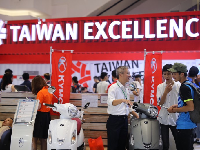 Taiwan Excellence Pop-up Store 2018 makes its debut  in Hanoi for the first time