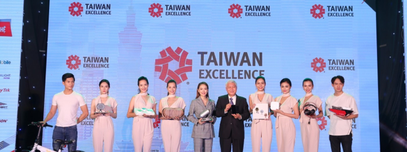 TAIWAN EXCELLENCE 2018: DEFINING A NEW STANDARD OF INNOVATION IN VIETNAM
