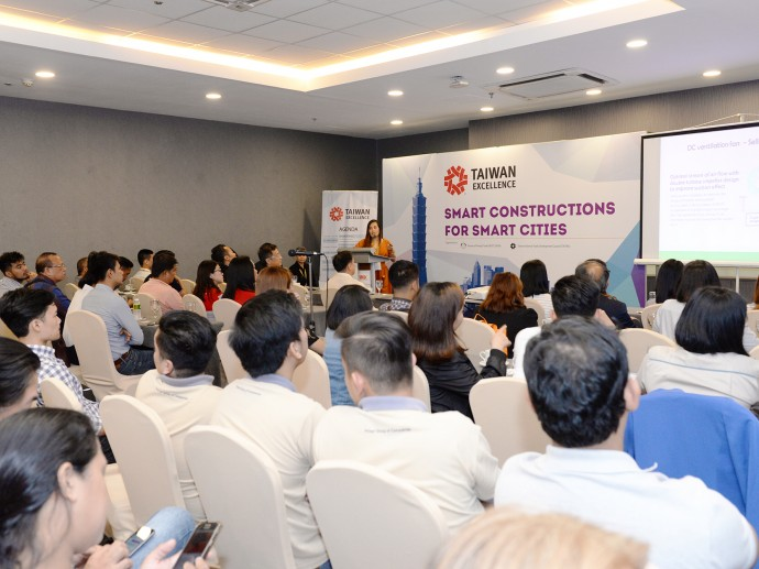 Taiwan Excellence helps the Philippines aim for smarter cities