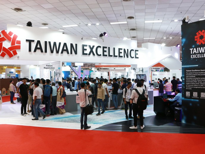Taiwan Excellence Shows Tech Extravaganza at Taiwan Expo's First India Edition