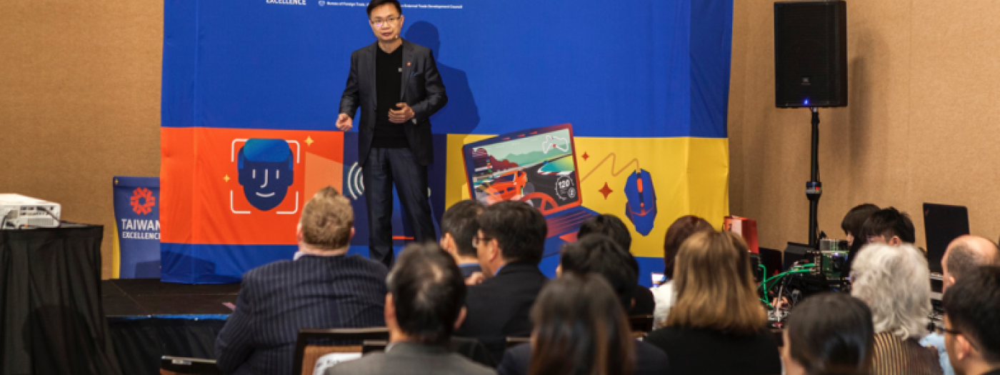 The Future is Smart: Taiwan's Most Innovative Companies to Unveil  Transformative AIoT Products at CES 2019