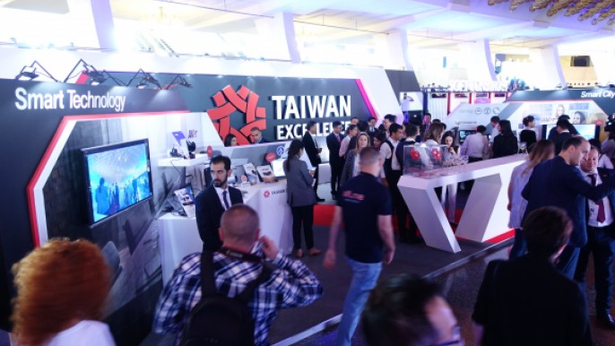 Taiwan Excellence showcased revolutionary innovation and technology in WCIT 2019