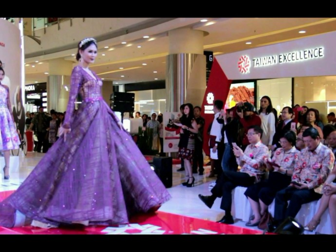 2017 Taiwan Excellence Campaign at Central Park, Jakarta