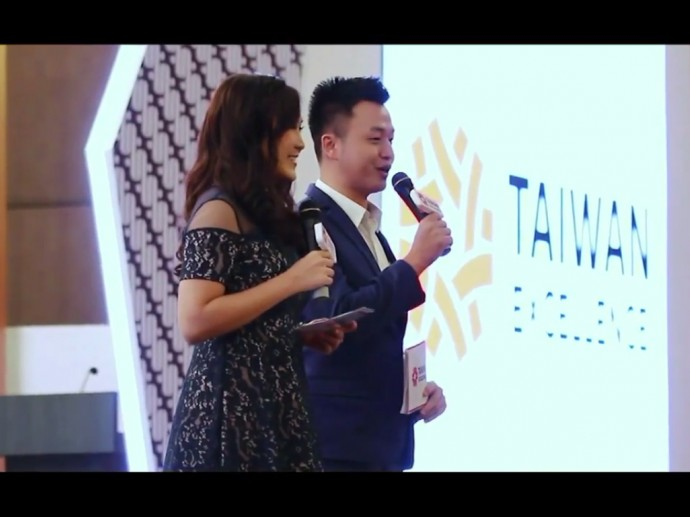 2017 Taiwan Excellence & ASEAN Businss Cooperation Press Conference at Pullman Hotel, Jakarta