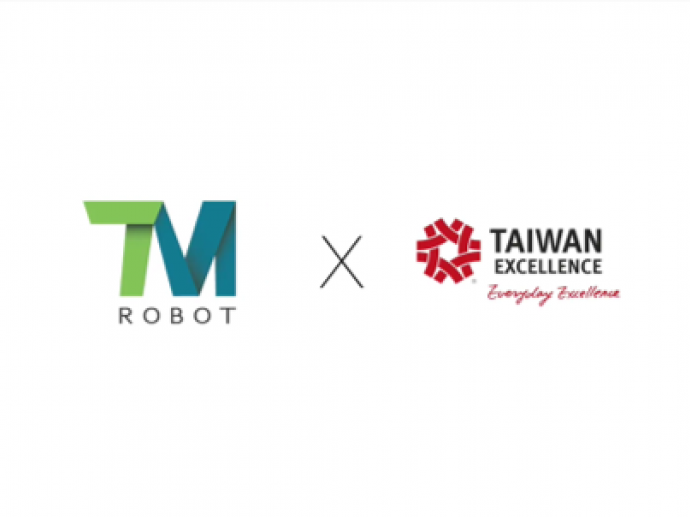 【Taiwan Excellence Smart Machinery】TM Robots: Innovation-Based Intelligent Robot Maker