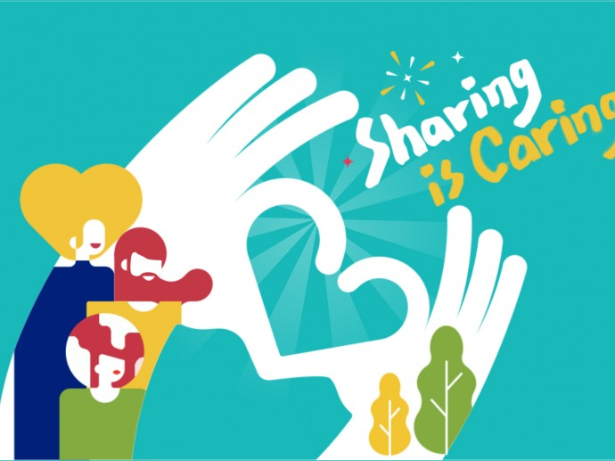 Sharing is Caring - A philanthropic campaign by Taiwan Excellence   Taiwan Excellence台灣精品