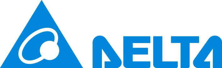 台達電子工業股份有限公司-Logo