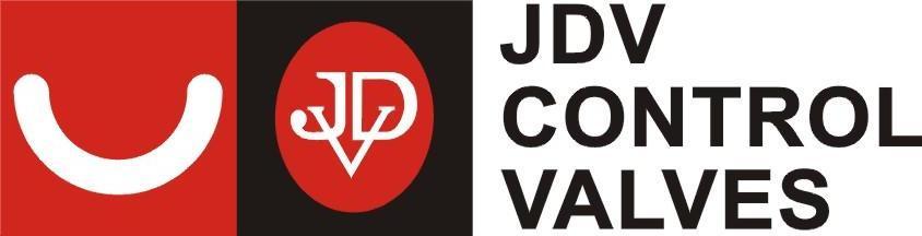 JDV CONTROL VALVES CO., LTD.-Logo