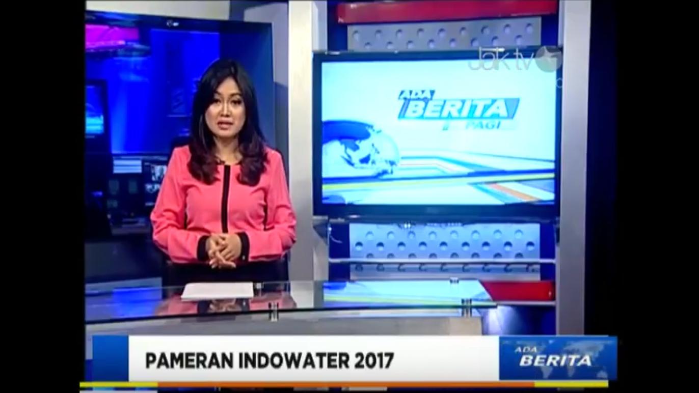 JAKTV Taiwan Indowater 2017