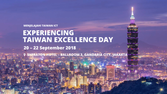 EXPERIENCING TAIWAN EXCELLENCE DAY