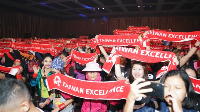 Taiwan Excellence Zumba Fest