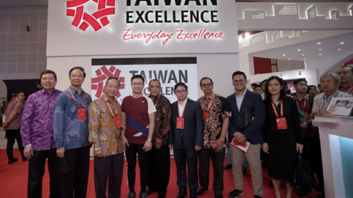 Taiwan Excellence Showcase in 2019 Taiwan Expo