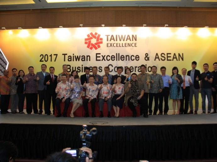 Aktifnya Taiwan Excellence Berpartisipasi dalam Kebijakan Menuju Selatan: Produk Inovatif Yang Memukau warga Jakarta-Indonesia