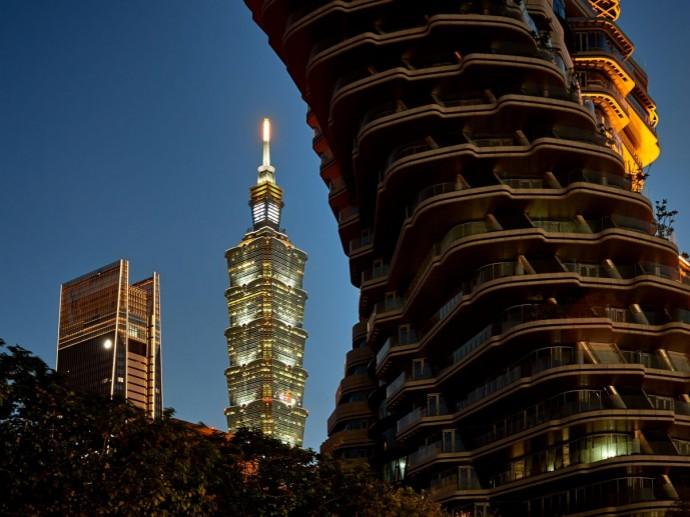 Empat Perusahaan Taiwan Pamerkan Teknologi Terbaru