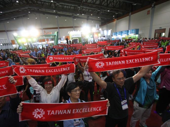 "Pesta Olahraga Zumba® Fest, Ribuan Orang Berolahraga Bersama dalam ""Taiwan Excellence Zumba® Fest"""