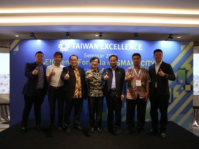 Taiwan Excellence Membuat Persamaan Efisiensi Kota di Seluruh Dunia