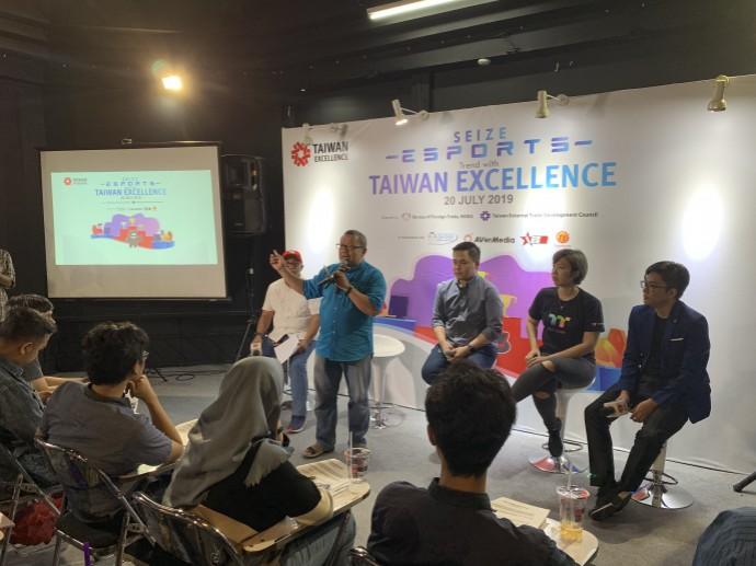 Badai e-sports melanda Asia Tenggara, e-sports Taiwan Excellence meningkat bersama dengan e-sports Indonesia