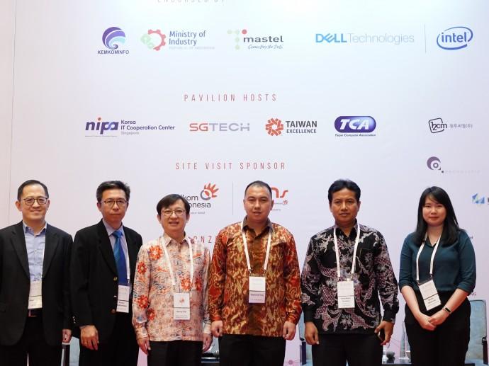 Indonesia Percepat Realisasi Industri 4.0 Dengan Dukungan TAIWAN EXCELLENCE
