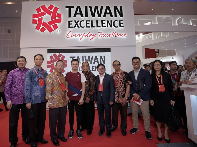 Taiwan Excellence Brings A New Era of Smart Retail to Taiwan Expo 2019