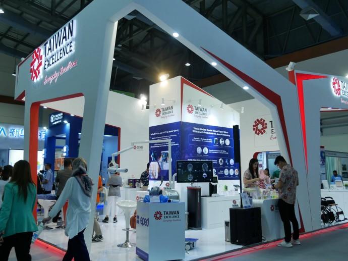 """Industri Kesehatan Taiwan akan dipamerkan di """"Hospital Expo 2019"""" untuk menemukan mitra Indonesia yang berkualitas."""