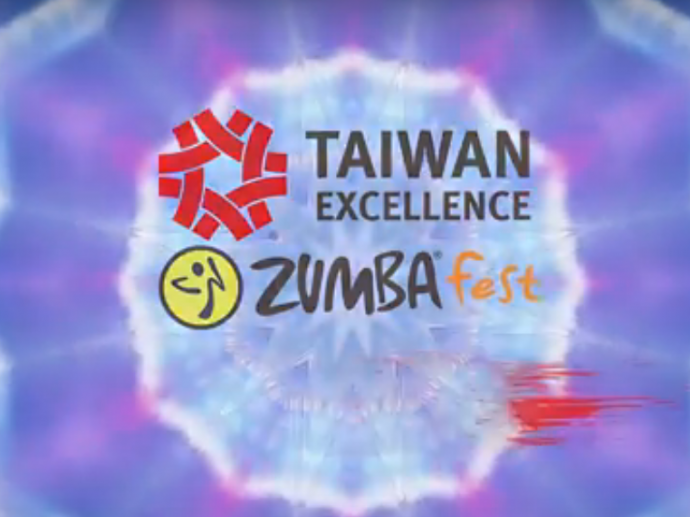 Let's Zumbafest again with Taiwan Excellence!