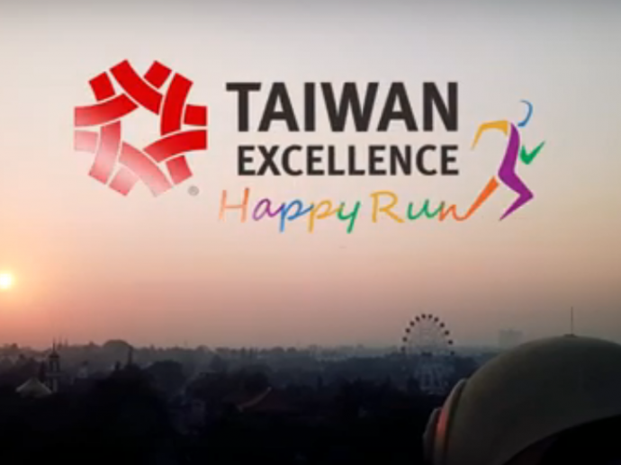 Taiwan Excellence Happy Run @ Indonesia 2018