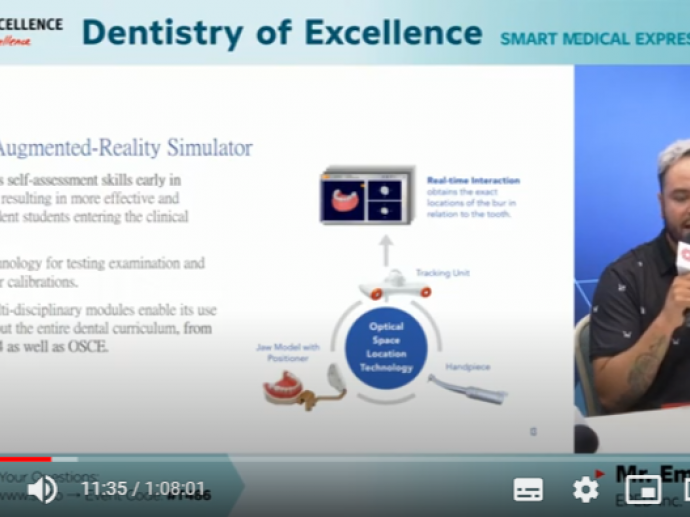Taiwan Excellence Smart Medical Express - Dentistry of Excellence