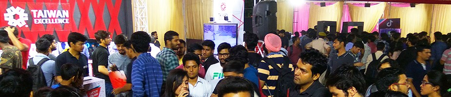 IIT Delhi's  Rendezvous fest
