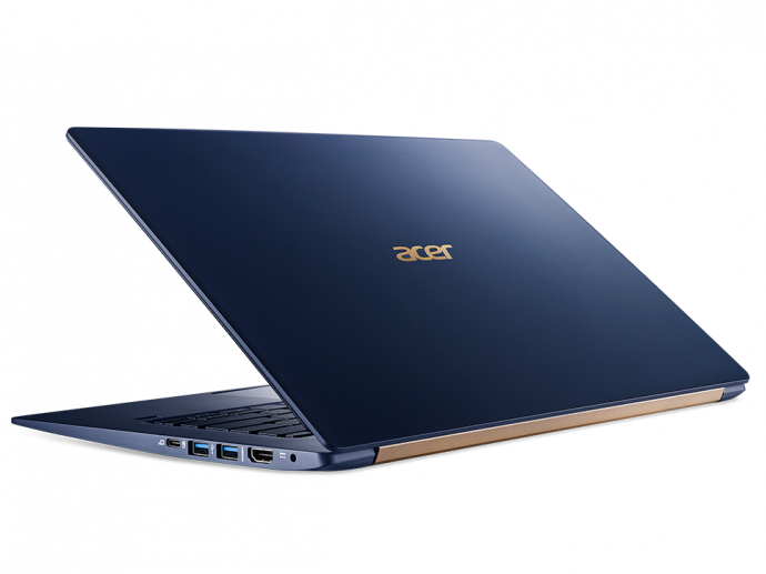 Acer Launches New Ultraslim, Convertible, and Detachable Devices: Swift 5, Spin 5 and Switch 7 Black Edition