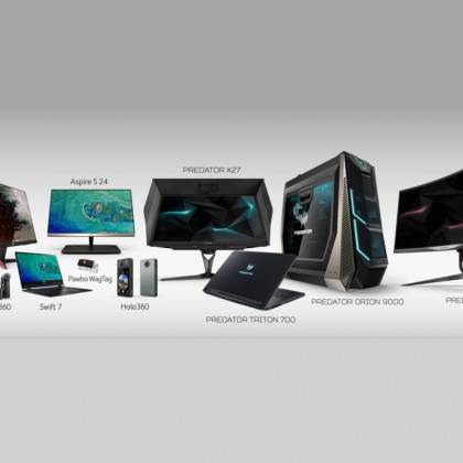 Acer iF Design Award 2018 - Products