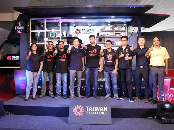 Taiwan Excellence Rig to cruise across India to promote tech products