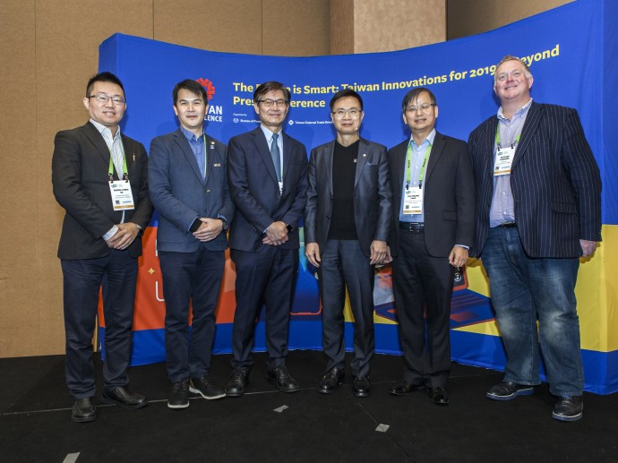 CES 2019: Taiwan Innovators Pave Way for the Future with AIoT Breakthroughs