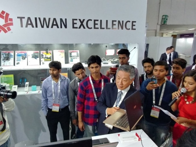 "Taiwanese ICT Brands to help realize the ""Digital India"" dream"