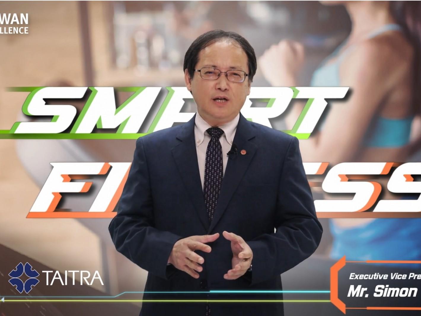 Executive Vice President of TAITRA-Mr. Simon Wang