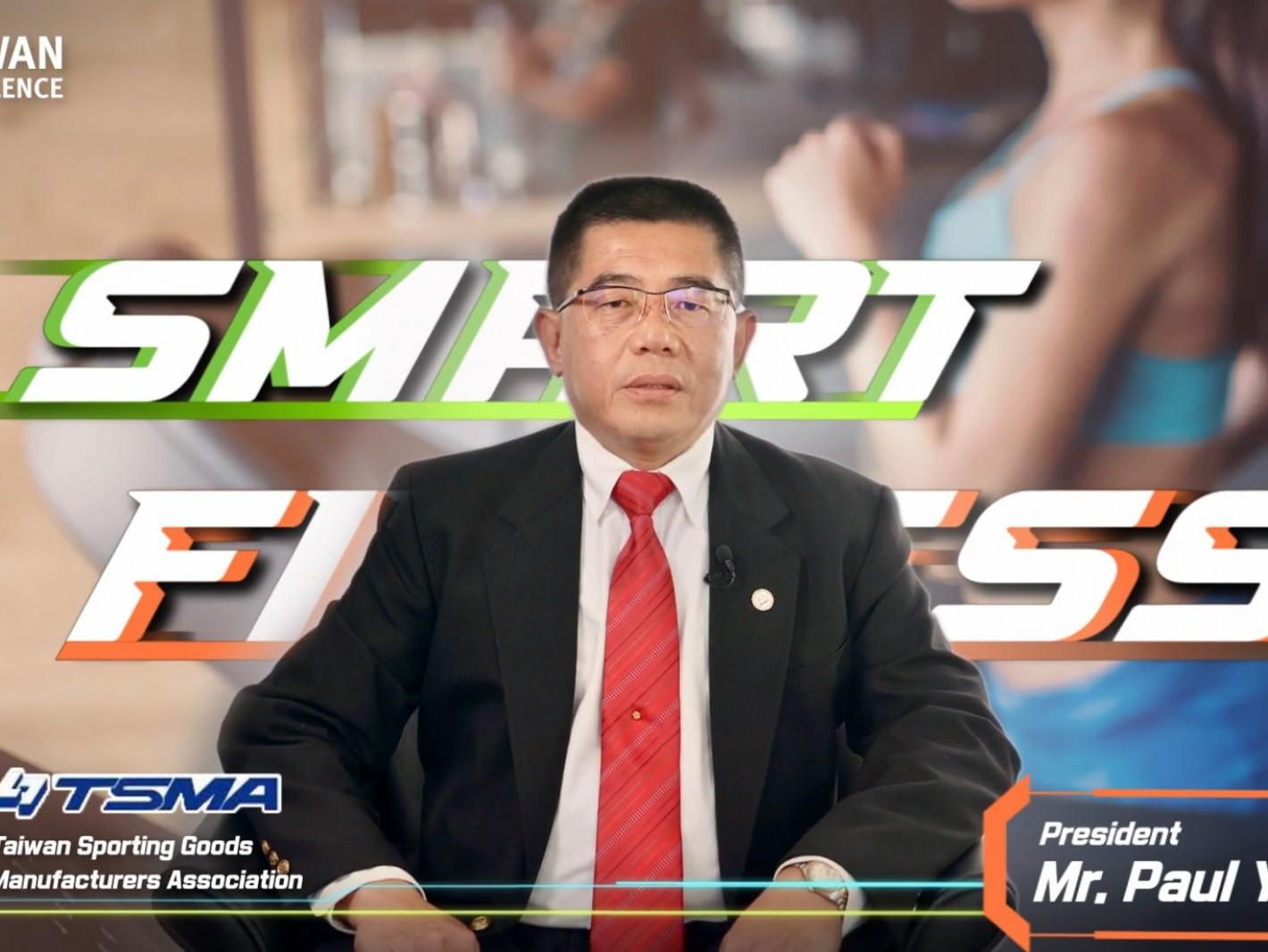 President of TSMA-Mr. Paul Yang