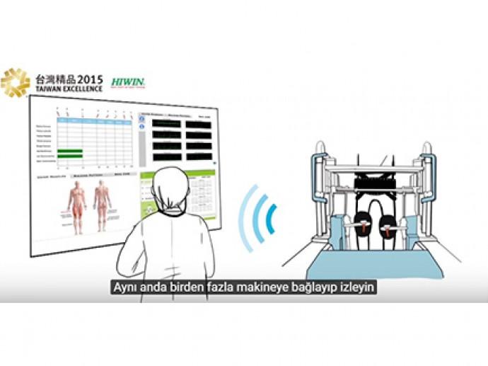 HIWIN Robotic Gait Training System