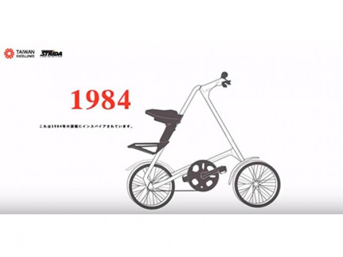 ファッション界の動く芸術品:永祺折畳み3段変速自転車