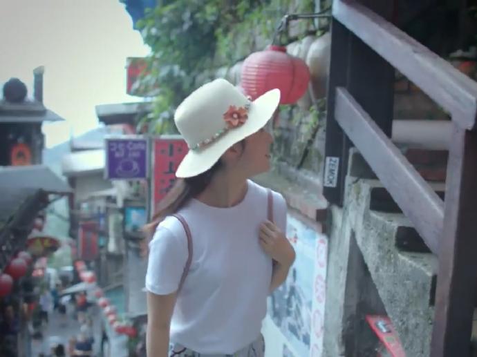 田中千絵x TAIWAN EXCELLENCE、どこに行かない?