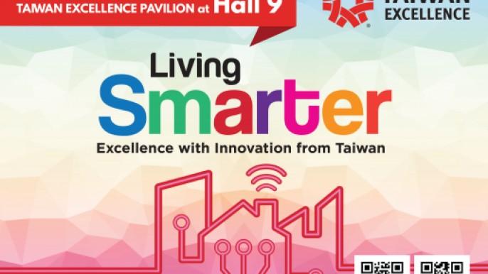 Taiwan Excellence Pavilion @ ARCHIDEX 2018