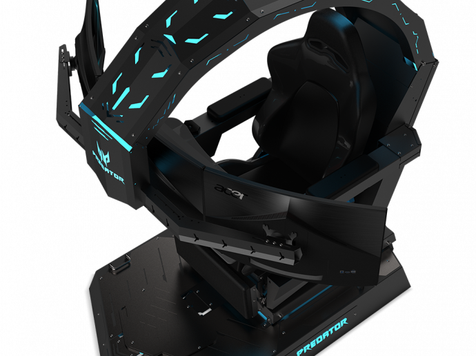 """Acer Boosts Predator and Nitro Gaming Portfolio with New 27"""" Ultra High Resolution Monitors and Gadget Range"""