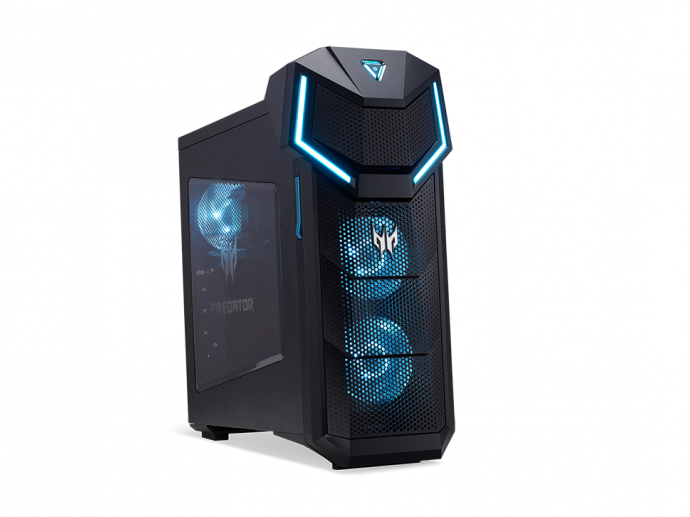 Predator Orion Series Desktops to Feature New 9th Gen Intel Core Desktop Processors to Deliver Powerful Gaming Experiences